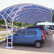 Vehicle Parking Sheds Pre Fabricated Parking Shed Prefab