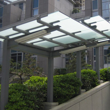 Architectural Glass Canopies Architectural Glass Canopy